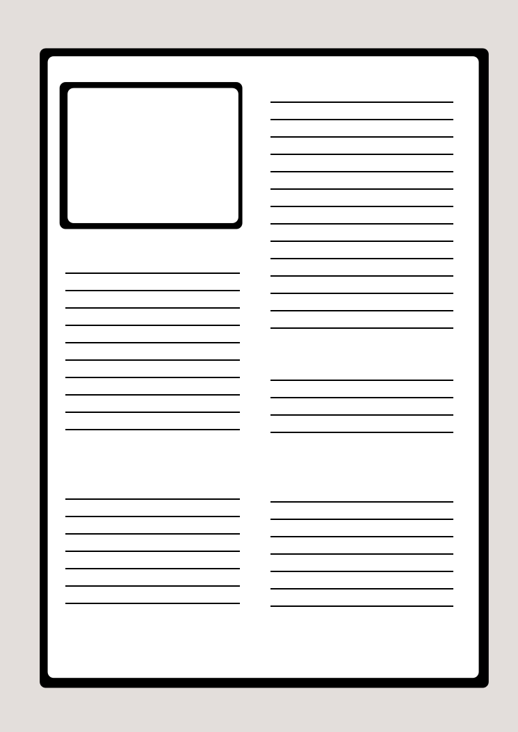 document-grey-background