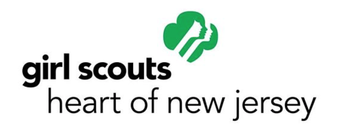 Girl Scouts Heart of NJ logo